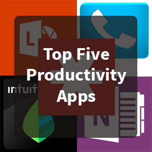 Top 5 Productivity Apps