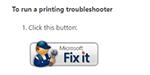 Printer Fix It
