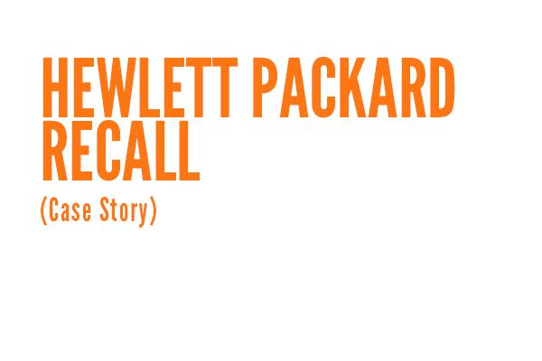 HP Recall Case Study v1_0