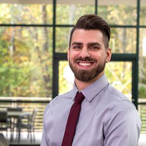 Patrick Richardt, Service Team Co-Manager