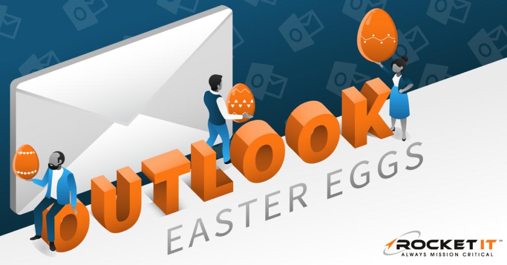 Microsoft Outlook Easter Eggs Hidden Features